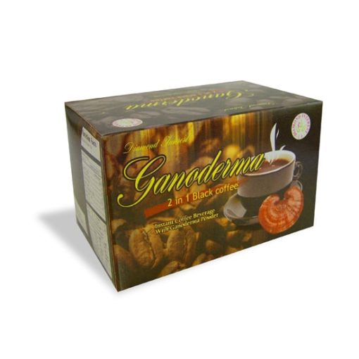 Ganoderma 2-in-1 Black Coffee