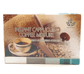 Ganoderma Cappuccino